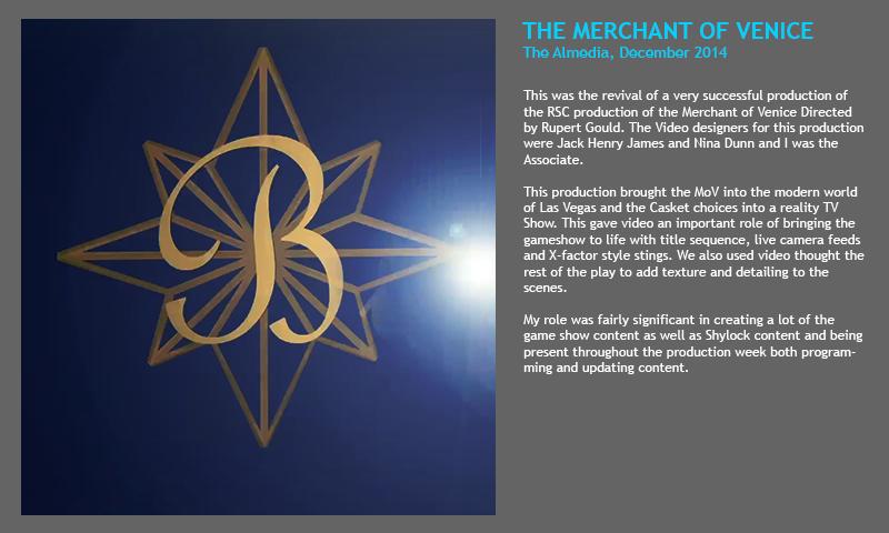 Mercahnt of V