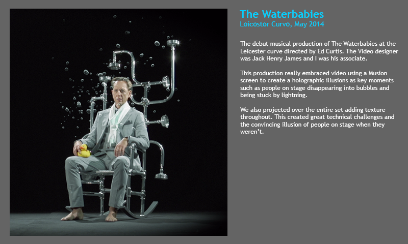 The Waterbabies